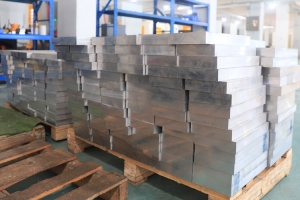 Aluminum parts material