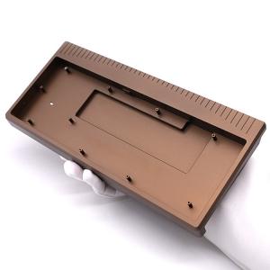 Aluminum mechanical keyboard shell